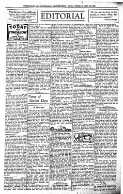 Estherville Daily News from Estherville, Iowa on May 23, 1939 · Page 2