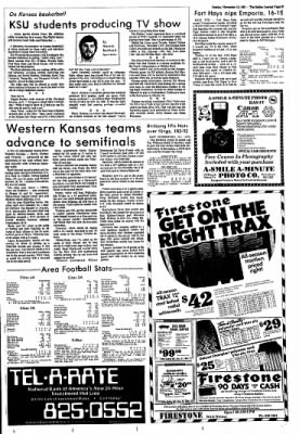 The Salina Journal from Salina, Kansas on November 15, 1981 · Page 27