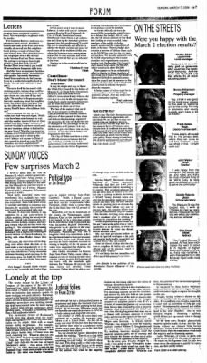 Ukiah Daily Journal from Ukiah, California on March 7, 2004 · Page 7