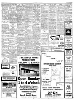 Alton Evening Telegraph from Alton, Illinois on October 20, 1956 · Page 17