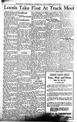 Estherville Daily News from Estherville, Iowa on May 23, 1939 · Page 7