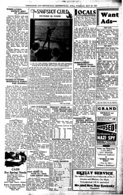 Estherville Daily News from Estherville, Iowa on May 23, 1939 · Page 8