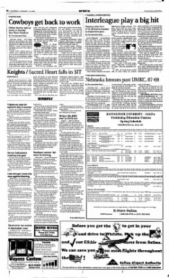 The Salina Journal from Salina, Kansas on January 18, 1996 · Page 20