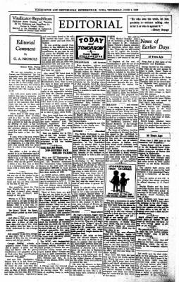Estherville Daily News from Estherville, Iowa on June 1, 1939 · Page 2