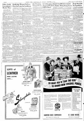 Cumberland Evening Times from Cumberland, Maryland on December 9, 1948 · Page 8