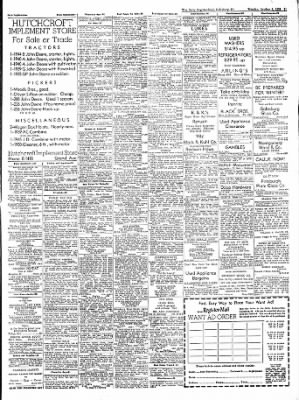 Galesburg Register-Mail from Galesburg, Illinois on October 5, 1953 · Page 21