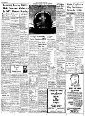 Alton Evening Telegraph from Alton, Illinois on October 22, 1956 · Page 14