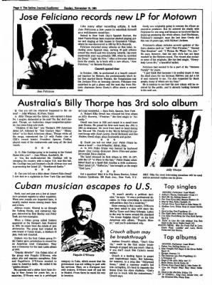 The Salina Journal from Salina, Kansas on November 15, 1981 · Page 50