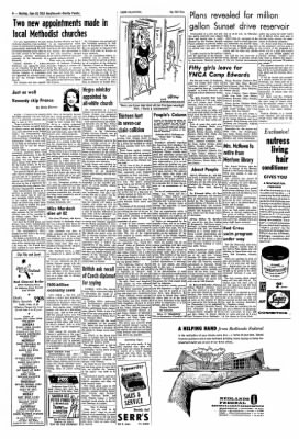 Redlands Daily Facts from Redlands, California on June 24, 1963 · Page 4