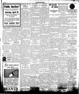 The Tipton Daily Tribune from Tipton, Indiana on April 13, 1935 · Page 2