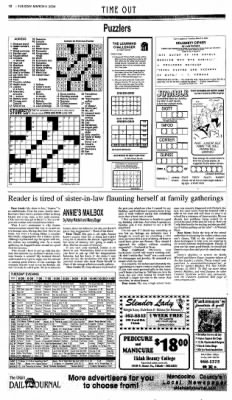 Ukiah Daily Journal from Ukiah, California on March 9, 2004 · Page 12