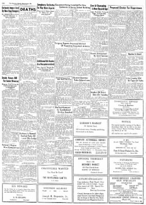 The Morning Herald from Hagerstown, Maryland on March 12, 1947 · Page 6