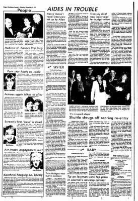 The Salina Journal from Salina, Kansas on November 16, 1981 · Page 2