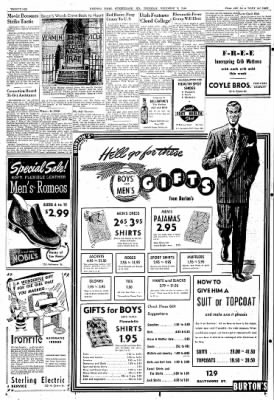 Cumberland Evening Times from Cumberland, Maryland on December 9, 1948 · Page 36