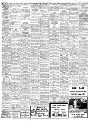 Alton Evening Telegraph from Alton, Illinois on October 23, 1956 · Page 16