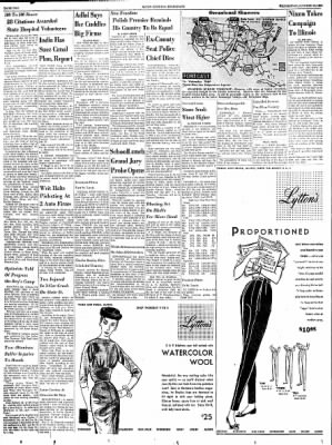 Alton Evening Telegraph from Alton, Illinois on October 24, 1956 · Page 2