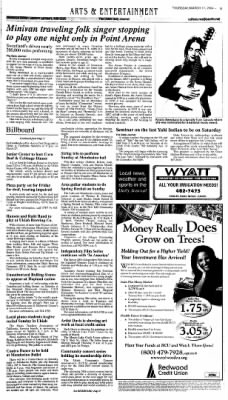 Ukiah Daily Journal from Ukiah, California on March 11, 2004 · Page 5