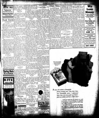 The Tipton Daily Tribune from Tipton, Indiana on April 17, 1935 · Page 3
