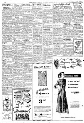 Cumberland Evening Times from Cumberland, Maryland on December 10, 1948 · Page 10