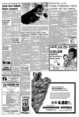 Redlands Daily Facts from Redlands, California on June 26, 1963 · Page 4
