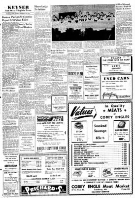 Cumberland Evening Times from Cumberland, Maryland on December 10, 1948 · Page 21