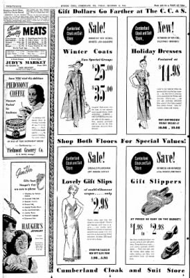 Cumberland Evening Times from Cumberland, Maryland on December 10, 1948 · Page 24