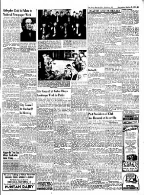 Galesburg Register-Mail from Galesburg, Illinois on October 7, 1953 · Page 24