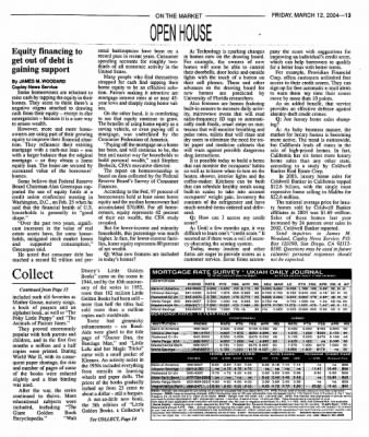 Ukiah Daily Journal from Ukiah, California on March 12, 2004 · Page 29