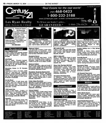 Ukiah Daily Journal from Ukiah, California on March 12, 2004 · Page 32