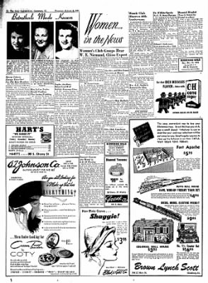 Galesburg Register-Mail from Galesburg, Illinois on October 8, 1953 · Page 10