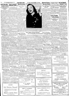 The Morning Herald from Hagerstown, Maryland on March 19, 1947 · Page 8