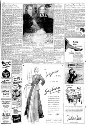 Cumberland Evening Times from Cumberland, Maryland on December 14, 1948 · Page 6