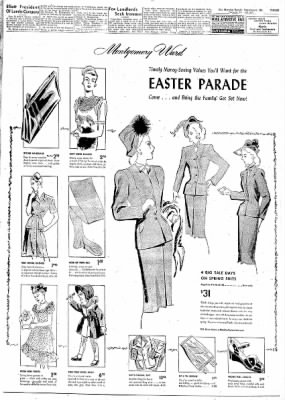 The Morning Herald from Hagerstown, Maryland on March 20, 1947 · Page 3