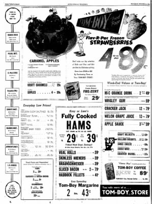 Alton Evening Telegraph from Alton, Illinois on October 25, 1956 · Page 28
