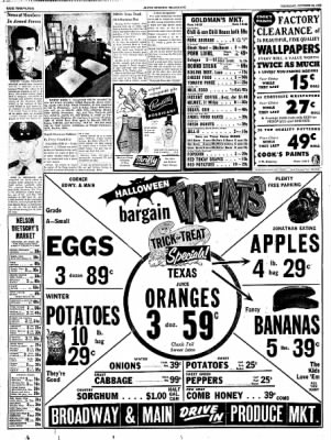 Alton Evening Telegraph from Alton, Illinois on October 25, 1956 · Page 31