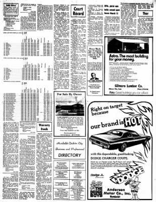 The Humboldt Independent from Humboldt, Iowa on March 9, 1974 · Page 9