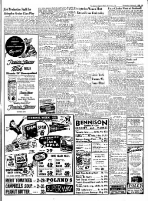 Galesburg Register-Mail from Galesburg, Illinois on October 8, 1953 · Page 29