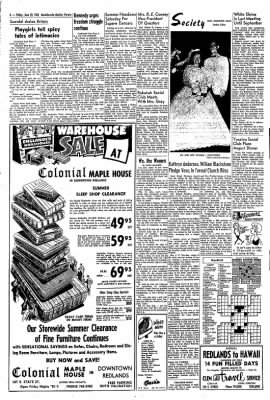 Redlands Daily Facts from Redlands, California on June 28, 1963 · Page 2