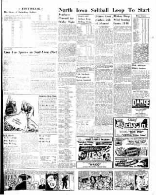 Estherville Daily News from Estherville, Iowa on May 14, 1952 · Page 6