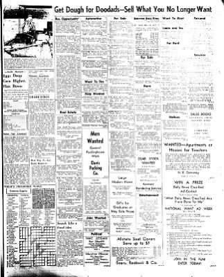 Estherville Daily News from Estherville, Iowa on May 14, 1952 · Page 7