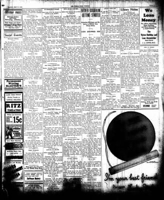 The Tipton Daily Tribune from Tipton, Indiana on April 25, 1935 · Page 3