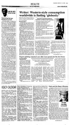 Ukiah Daily Journal from Ukiah, California on March 16, 2004 · Page 3