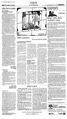 Ukiah Daily Journal from Ukiah, California on March 16, 2004 · Page 4