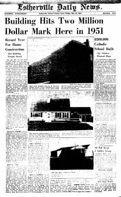 Estherville Daily News from Estherville, Iowa on May 16, 1952 · Page 8