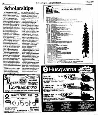 Ukiah Daily Journal from Ukiah, California on March 16, 2004 · Page 32