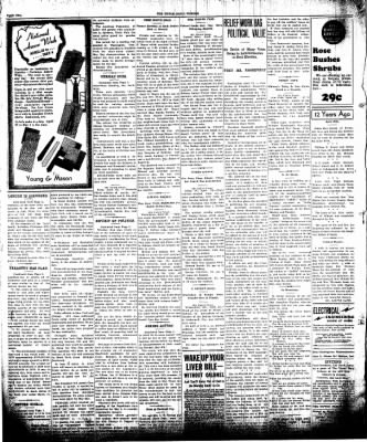 The Tipton Daily Tribune from Tipton, Indiana on April 29, 1935 · Page 2