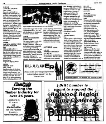 Ukiah Daily Journal from Ukiah, California on March 16, 2004 · Page 36