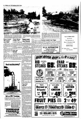 Redlands Daily Facts from Redlands, California on July 1, 1963 · Page 7