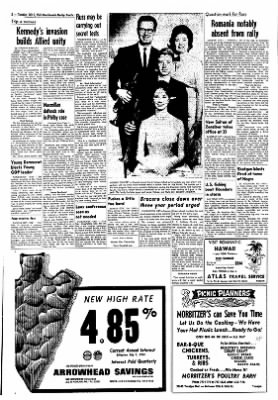 Redlands Daily Facts from Redlands, California on July 2, 1963 · Page 2