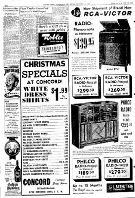 Cumberland Evening Times from Cumberland, Maryland on December 17, 1948 · Page 10